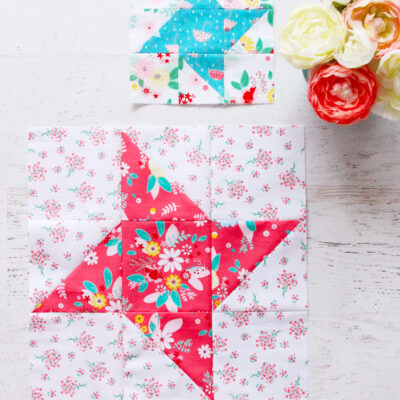 Friendship Star Quilt Block Tutorial – RBD Block Challenge