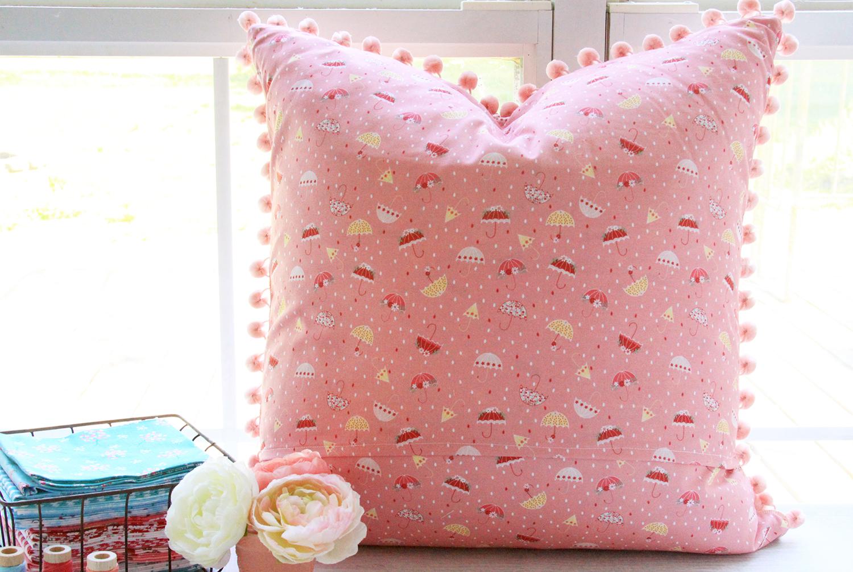 Easy Envelope Pillow Back