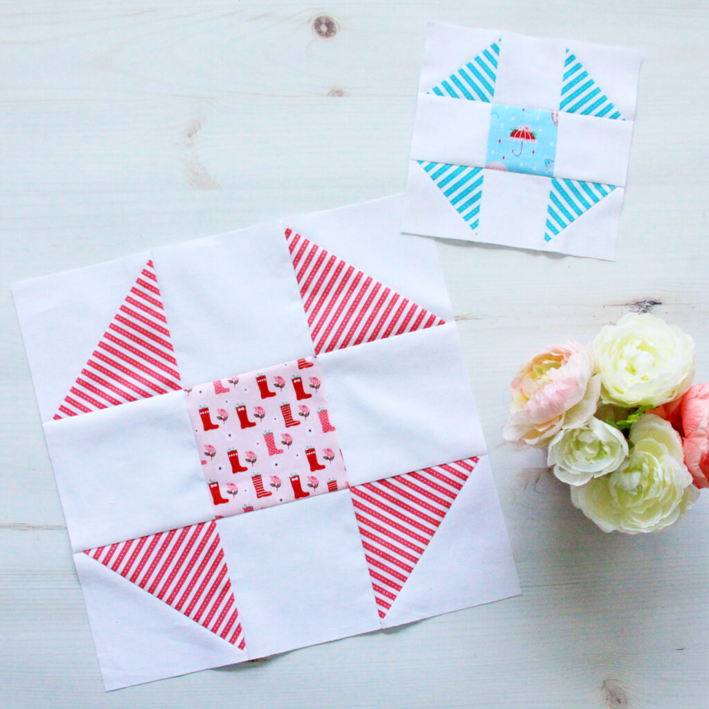 Quick and Easy Shoo Fly Quilt Blocks
