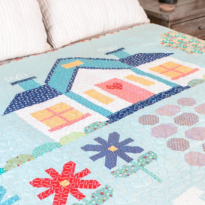 Quilter's Cottage Sew Along
