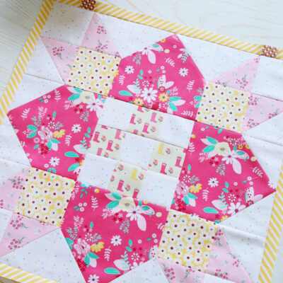 Quilter's Cottage Cottage Star Block