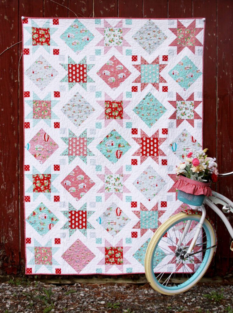 Stars and Windows Quilt Sew Along