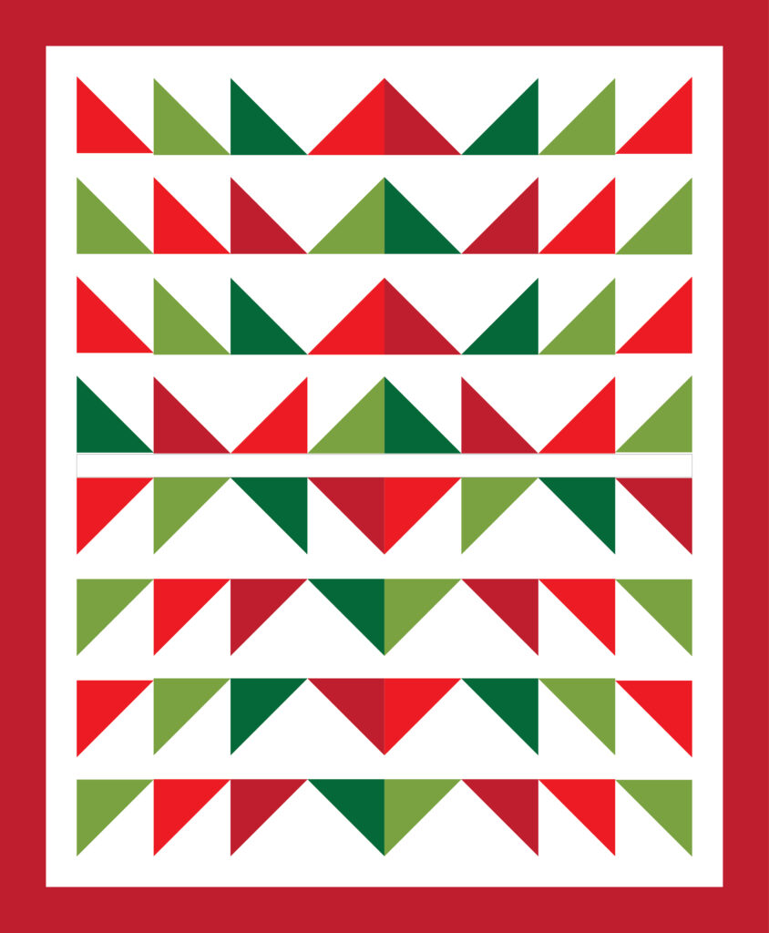 Half Square Triangle Quilt Ideas