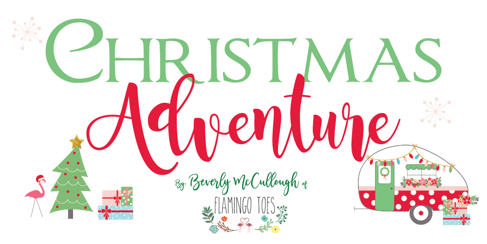 Christmas Adventure Fabric Collection