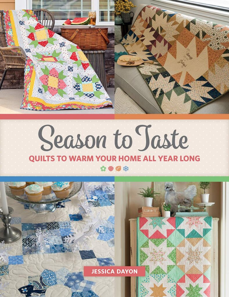 Season to Taste Book by Jessica Dayon