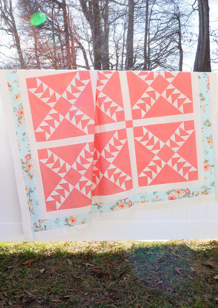 Season to Taste Sun Kissed Quilt