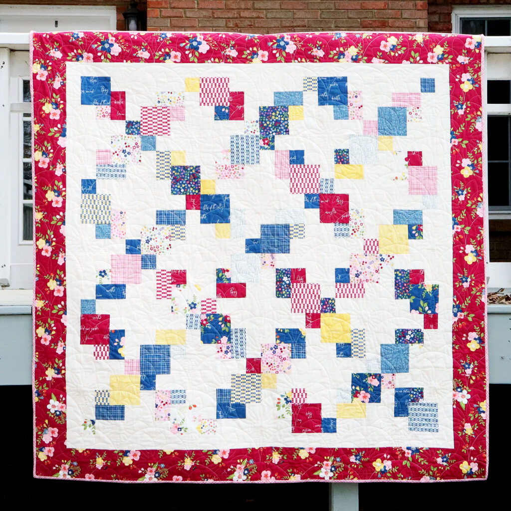 Layer Cake Lollies Quilt