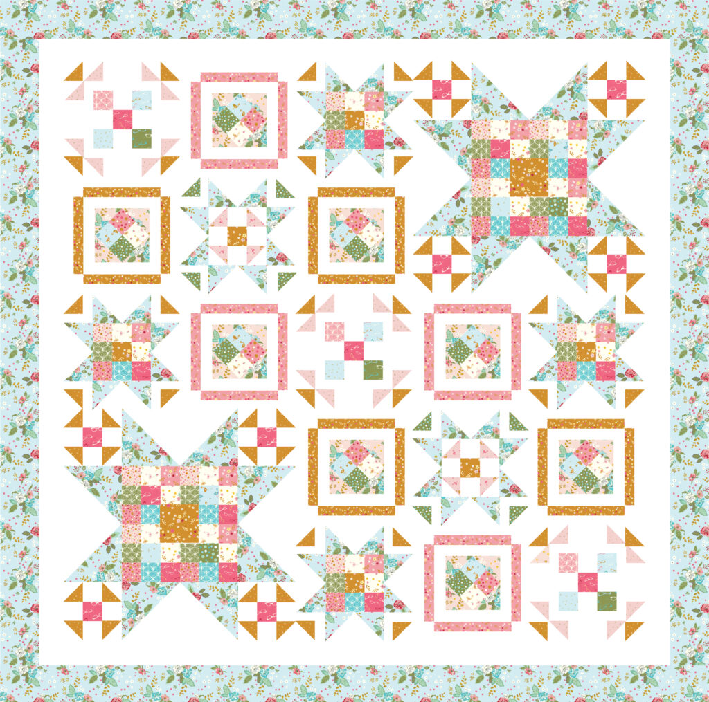 Swinging on a Star Sew Along Coming Soon!