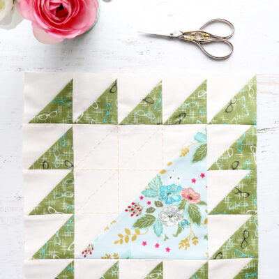 Lady of the Lake Block – RBD Block Challenge