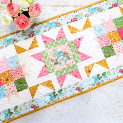 Day Dream Table Runner and Kit