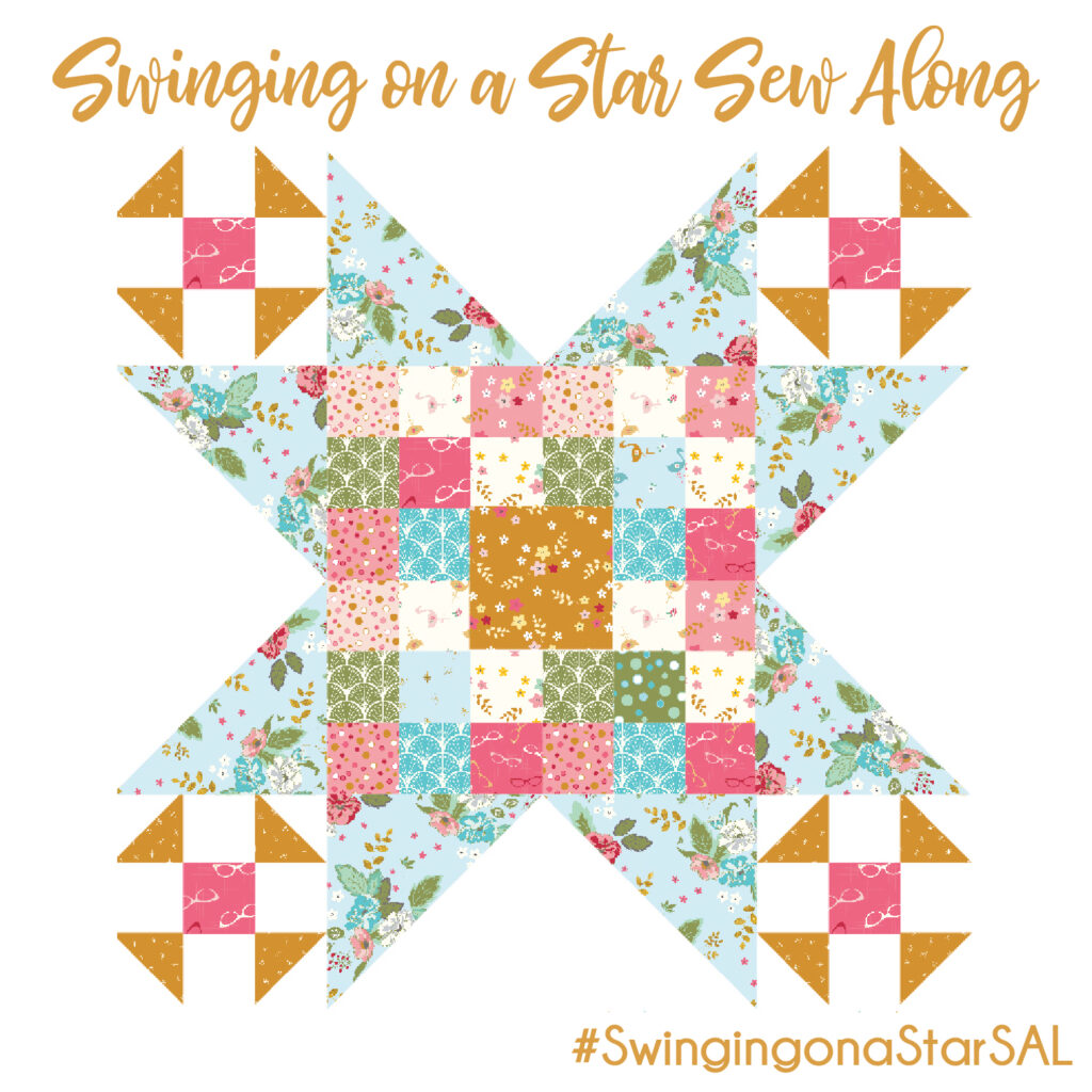 Swinging on a Star Sew Along Kickoff