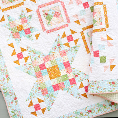 Swinging on a Star Borders and Finishing