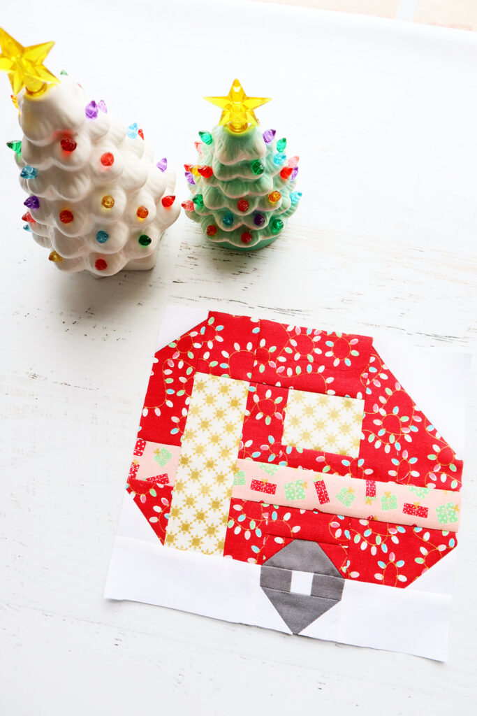 Camper Blocks - Christmas Adventure Quilt