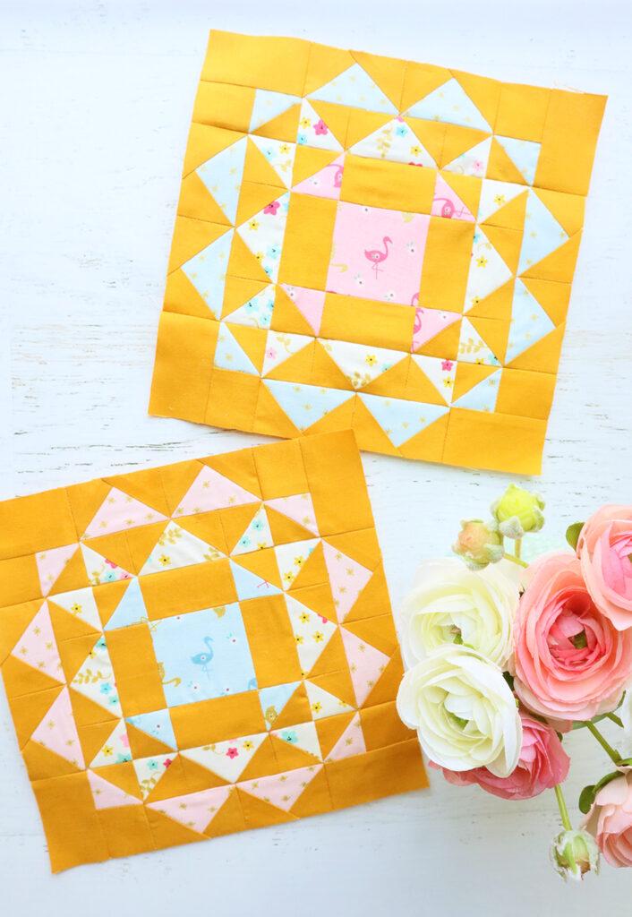 Kaleidoscope Sew Along - Small Blocks
