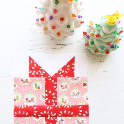 Gift Blocks – Christmas Adventure Quilt