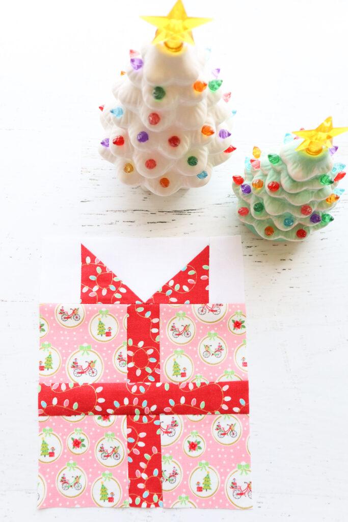 Gift Blocks - Christmas Adventure Quilt
