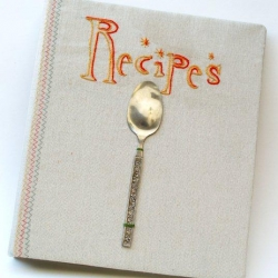 Taste Test Recipe Binder